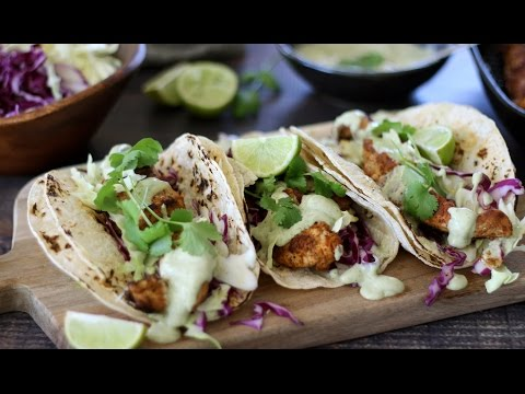Grilled Chicken Taco Recipe
