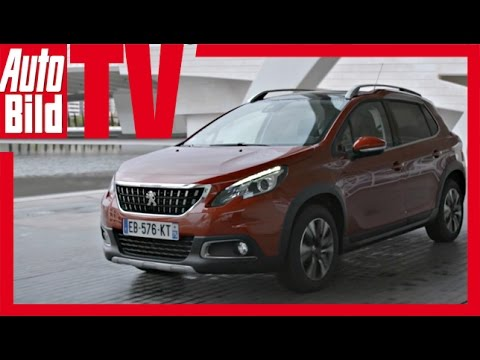 Peugeot 2008 2016 Aufgeblähter Knirps Youtube