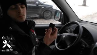 StarLine (Старлайн) E60 запись брелка в автосигнализацию[перезалито](Что делать, если автосигнализация не видит брелок? : наглядное пособие