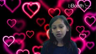 bBooth TV Singing & Music Children's Chorus Jingle Bells by jasmine hernandez