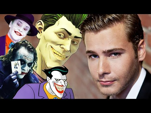 Telltale Batman's Anthony Ingruber On Becoming a New Joker  Up At Noon Live!