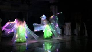 Шоу восточных танцев