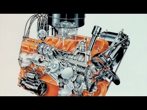 The Secrets of Chevy's Legendary Small Block V8 - Autoline After Hours 258