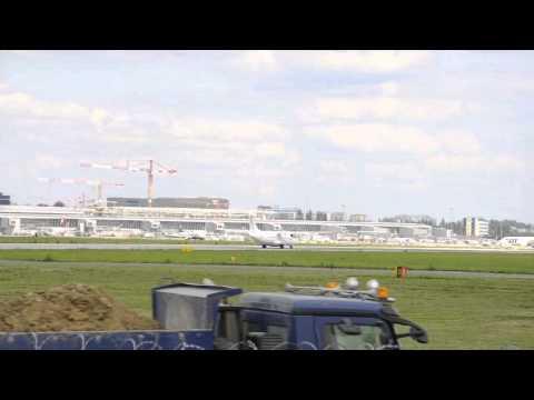 EPWA Okęcie - Lotnisko Chopina - Warsaw Chopin Airport - starty i lądowania - 15.06.2013