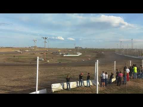 I-76 Speedway - Hobby Stocks Heat Race, 5/5/18