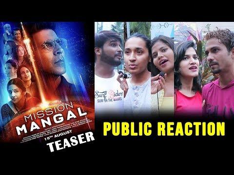 Mission Mangal Teaser | PUBLIC REACTION | Akshay Kumar, Vidya Balan, Taapsee, Sonakshi Mp3