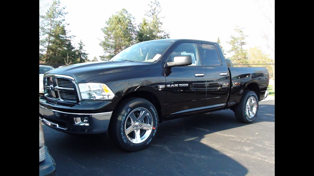 mvs 2011 ram 1500 big horn youtube. Black Bedroom Furniture Sets. Home Design Ideas