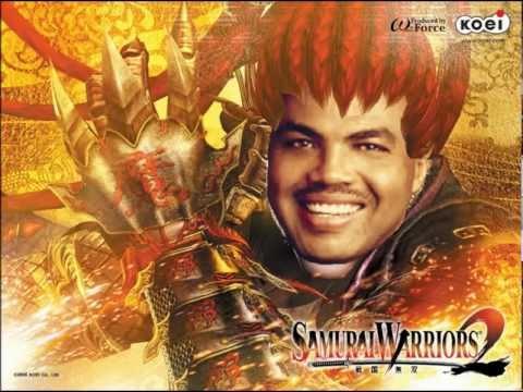 Slamurai Warriors 2 - Jamsaka Castle (Quad City DJ's vs. Kensuke Inage)