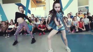 Eva Simons  PolicemanJazz Funk by Natesha All Stars Junior Workshop 042016