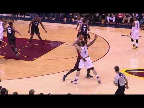 Toronto Raptors vs Cleveland Cavaliers. Game #1. PlayOffs NBA 2016