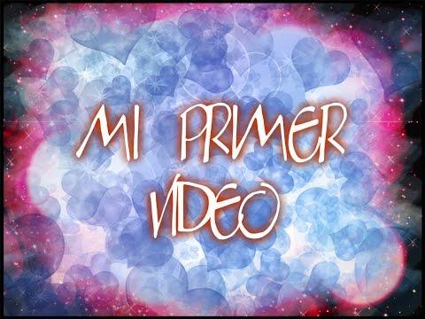 Mi primér video | Nicolás Vélez