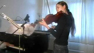 "F. Lehár ""Serenade"" aus ""Frasquita"""