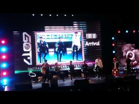 Got7 Global Fan Meeting in Perth Australia 2017
