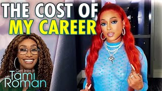 How Much I Sacrifice for My Career? With TRINA Full Episode  Get Into It With Tami Roman