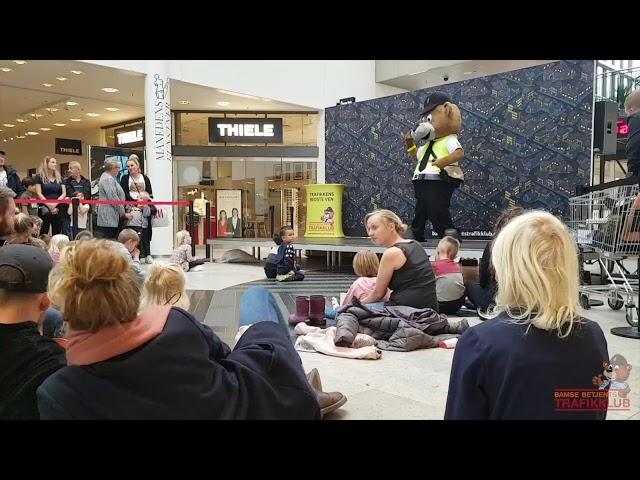 Bamse betjent - Refleks show RosTorv