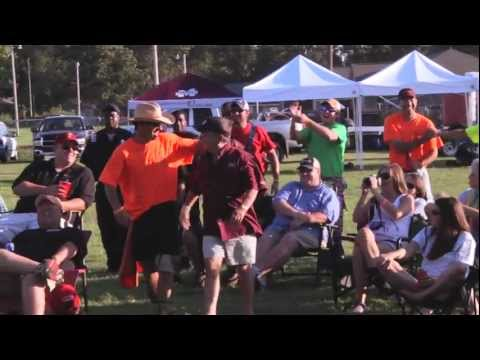 Fire & Feast BBQ Competition & Festival in Yazoo City, Mississippi