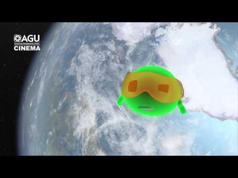 """NASA's ICESat-2"" Produced by Adriana Manrique & NASA Goddard Space Flight Center."
