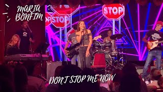 Don'T Stop Me Now Cover Girl