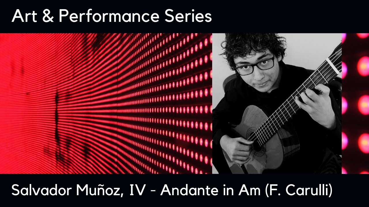 ART & PERFORMANCE FT Salvador Muñoz