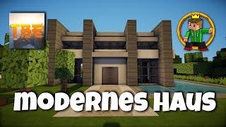 Minecraft modernes haus bauen thebadexperience jannis for Minecraft modernes haus zum nachbauen