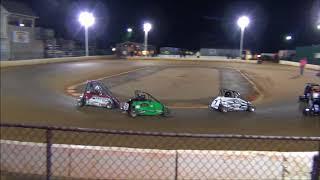 Midget racecars Quarter