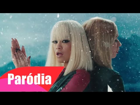Iggy Azalea - Black Widow Ft Rita Ora (Paródia/Redublagem)