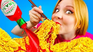 TYPES OF EATERS - Funny eating habits by La La Life