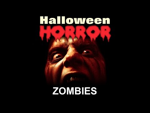 Zombies - Halloween Horror - Scary Sounds and Music - Halloween Sound Effects