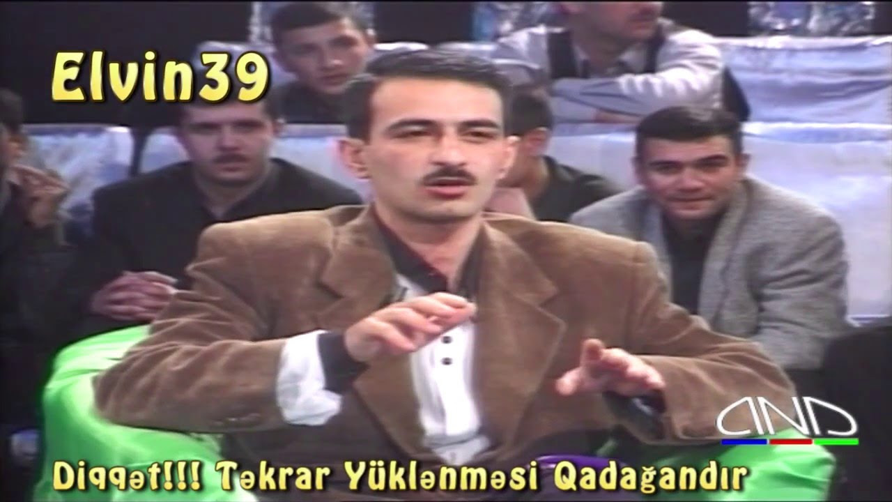 De Gelsin 2001 I - Elcin Alatavali & Mirsadix Mastaga (11.04.2001) Orjinal Versiya 1/8 final HD