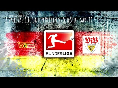26.10.16 1.Fc Union Berlin vs Vfb Stuttgart II
