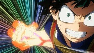 『僕のヒーローアカデミア』TVアニメ新シリーズPV第3弾<OPテーマ:「ピースサイン」米津玄師> thumbnail