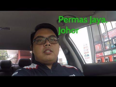 Travel to Malaysia, Johor Bahru, Permas Jaya