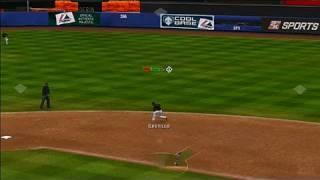 Major League Baseball 2K8 Xbox 360 Gameplay - Wright and