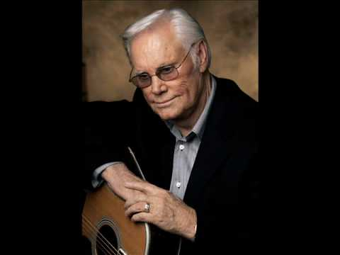 All I Have To Offer You Is Me- George Jones (& Lyrics) - YouTube