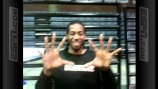 Kawhi Leonard Big Hands