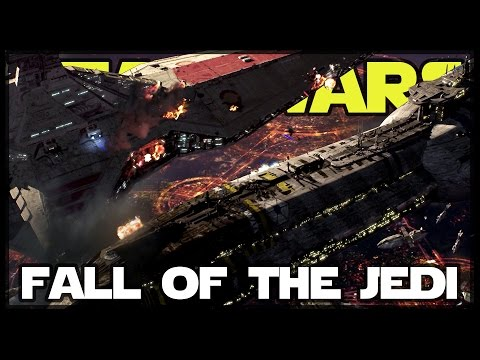 BATTLE OF CORUSCANT - Star Wars Republic At War - Ep.58