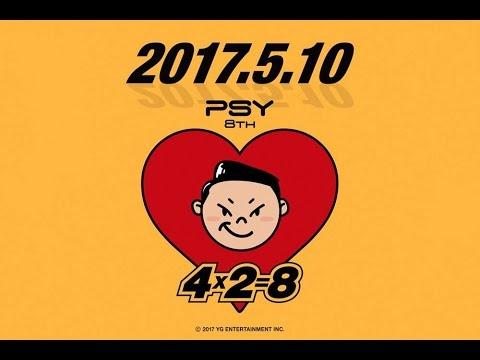 싸이 (PSY) 8집 풀앨범 PSY 8th 4X2=8 Full Album