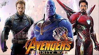 Avengers: Infinity War - Character Deaths, New Plot Details and More!