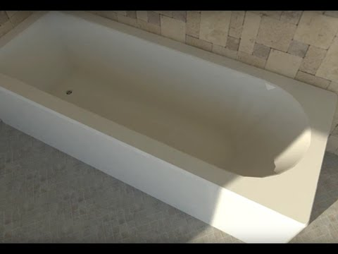 Google Sketchup Tutorial : BATH