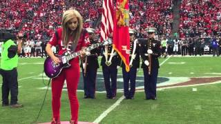 Ell Access: NFL Football And Guitars!