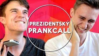 Miloš Zeman kupuje dětskou židličku! | Prankcall | KOVY w/Tomáš