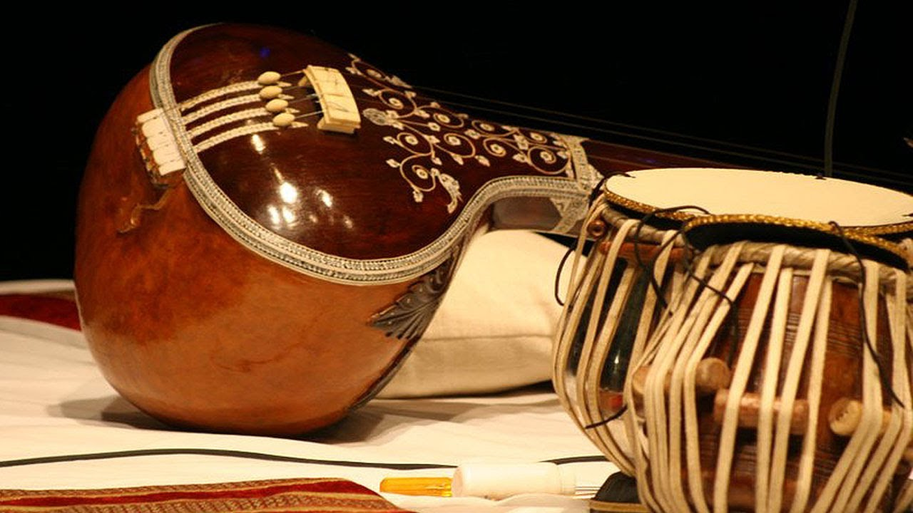 Music For Meditation And Relaxation Indian Classical Music On