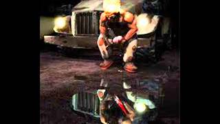 Ghoulspoon Alien Magnet Twisted Metal 4