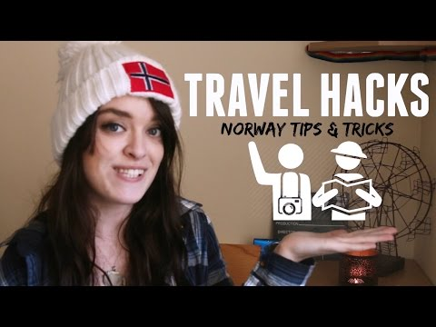 TRAVEL TIPS/HACKS | Norway Travel