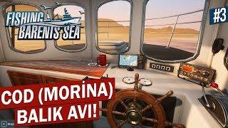 Fishing: Barents Sea - 1000'li Kanca ile Cod (Morina) Balık Avı #3