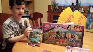 Lego Haul #22 - Target and ToysRUS - Lego Friends