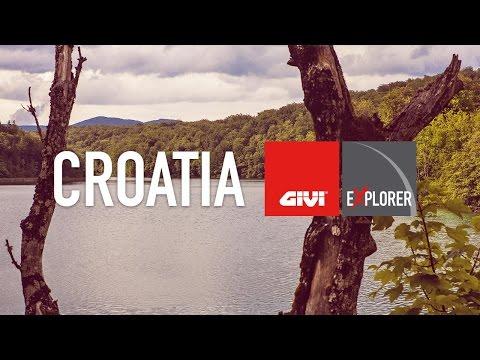 GIVI EXPLORER - 6 days in  Croatia