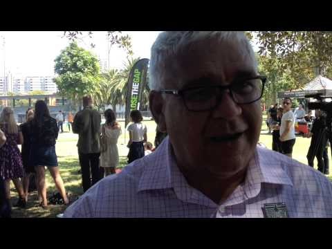 Mick Gooda: Don't cut Aboriginal Legal Services