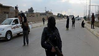 مقتل العشرات من تنظيم داعش باشتباكات في منطقة تل أبيض بالرقة - أخبار الآن
