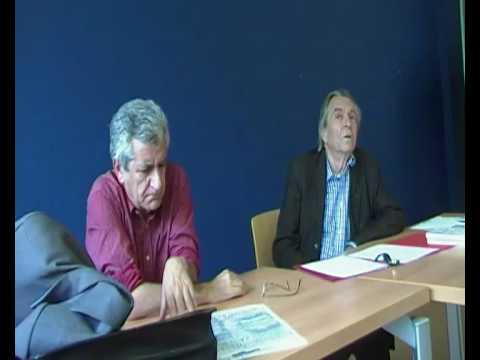 Jean-Pierre Faye 2/7 : Colloque Philosophie Arno M...
